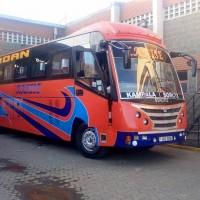 Public Transport Part I - Kudos Kakise Bus