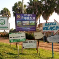 Getting Directions in Uganda