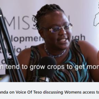 Video - Women's access to land, nutrition and COVID-19
